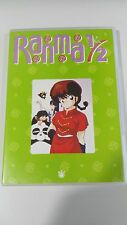 RANMA 1/2 MANGA EPISODIOS 1-4 SPANISH EDITION DVD VOLUMEN 1 - 200 MINUTOS