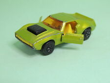 Matchbox Lesney Series Superfast  Green car AMX Javelin A.M.X N°9
