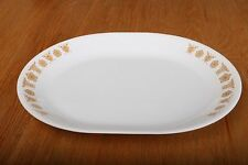 Vintage Corning Corelle Butterfly Gold Serving Platter