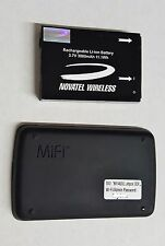 OEM Novatel Wireless Battery MiFi Hotspot 4620LE + Extended Back Cover Door