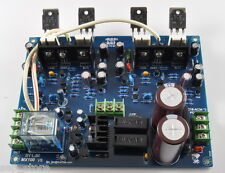 LJM MX100 SANKEN 2SA1186 2SC2837 AUDIO Dual-channel Power Amplifier Board