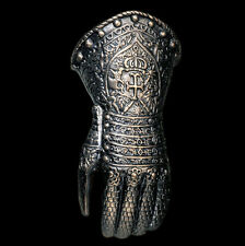 Medieval French Knight Armor Glove Gauntlet Museum Replica Reproduction Display