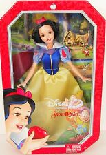 DISNEY SNOW WHITE SIGNATURE COLLECTION BARBIE DOLL NIB