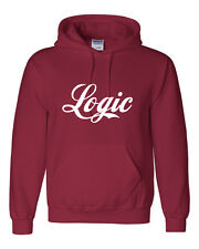 Logic Rattpack The Incredible True Story Hooded Sweatshirt RattPack Hoodie