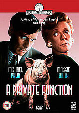 A PRIVATE FUNCTION Michael Palin Maggie Smith RARE (UK RELEASE) DVD