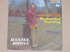 "DANIEL BOONE -Beautiful Sunday- 7"" 45"