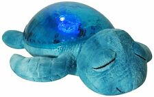 Cloud B Tranquil Turtle Nursery Night Light Aqua Light NIB  FREE SHIPPING!!!