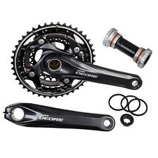 Shimano Deore FC M610 Crankset 10 Speed MTB with BB51 Bottom Bracket