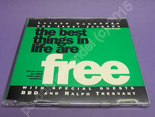 "5"" Single CD Janet Jackson - the best things in life are free (I-280) 3 Tracks"