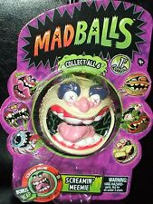 Retro MAD BALLS  SCREAMIN' MEEMIE Foam Baseball Ball 1st Edition #03 +bonus XCAP
