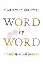 A Word a Week : Pausing Where Scripture Gives You Pause by Marilyn Chandler...