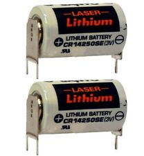 2 BMW E23 E24 E28 E30 3Volt Lithium Cluster S.I. Board Batteries, si battery bmw
