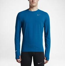 Nike Dri-fit Contour Men's Running Top (XL) 683521 407