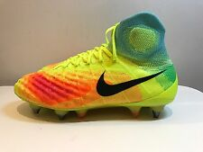 NIKE MAGISTA OBRA II 2 SG PRO Heat Map FOOTBALL BOOTS UK 5.5 EUR 38.5 844596 708