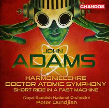 Doctor Atomic Symphony - John Adams (2013, SACD NEU) Sacd
