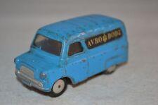 "Corgi Toys Bedford CA Van ""AVRO BODE"" very scarce Dutch promotonal"