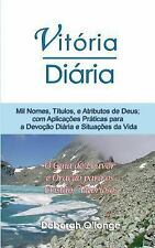 Multilingual Names and Attributes of God: Vitoria Diaria (Portuguese Edition)...