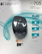 Logitech Wireless Marathon Mouse M705 With 3 Year Battery Life NEW SEALED!!!