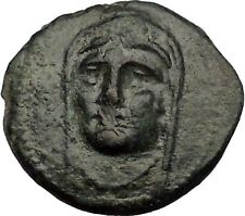 PERRHAIBOI in THESSALY 400BC Demeter Zeus Authentic Ancient Greek Coin i53378