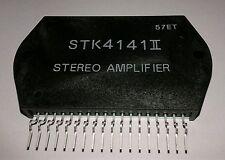 STK 4141 II stereo amplifire IC 2-CHANNE 100W+100W AF Power Amplifier