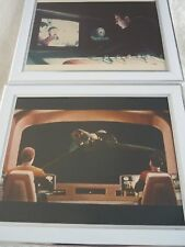 Star Trek Framed lobby cards press photo Bundle Search for spock klingon ship