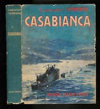 """Capitaine de vaisseau L'Herminier : Casabianca """" Editions France-Empire """""""