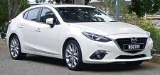 Mazda 3 Workshop Repair Manual 14 on