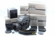Zenza Bronica SQ-Ai 80mm f/2.8 AE finder EXC condition BOXed from japan 84529