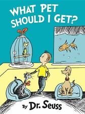What Pet Should I Get? (Classic Seuss)-ExLibrary