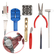 16PCS Watch Repair Tool Kit Set Case Battery Opener For Apple Watch LG Moto 360