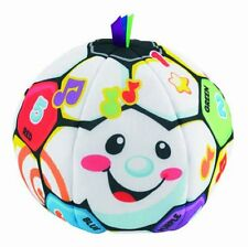 Singin Soccer Ball Fisher-Price Laugh & Learn Toy Girls Boys Baby Kids Toddler