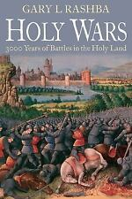 HOLY WARS: 3000 Years of Battles in the Holy Land, Israel, Military, .., .., ..,
