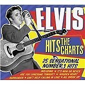 Elvis Presley - Elvis Hits the Charts Cd Brand New & Factory Sealed