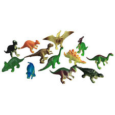 12× Mixed Lot Dinosaur Assorted Figures Jurassic Park Play Toy Set Kids 2'' Set