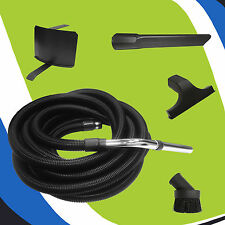 60' BEAM CENTRAL VAC VACUUM KIT crushproof Hose Garage Kit