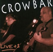 CROWBAR-Live + 1 CD NEW