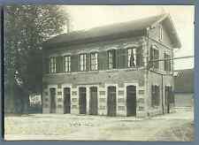 France, Bar le Duc (Meuse), Bureau de la Brasserie de la Meuse  Vintage silver p