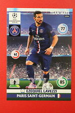 ADRENALYN CL 2014/15 UPDATE  TEAM MATE LAVEZZI PSG 64 MINT!