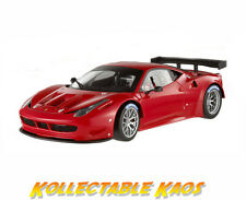 1:18 Hot Wheels - Heritage Ferrari 458 Italia GT2 - Rosso Corsa NEW IN BOX