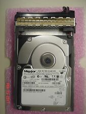 "DELL 9X925  73GB 15K  U320 3.5"" SCSI LVD HDD IN SLED BY MAXTOR,  09X925 REFURB'D"