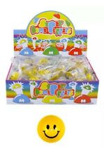 2x Super Dome Poppers Smiley Set POP! Party Bag Fillers Loot Bag Piñata UK Sell