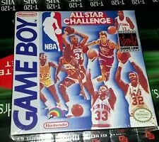 NBA All Star Challenge - Game Boy Game - New Sealed in Box