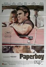 THE PAPERBOY - KIDMAN / McCONAUGHEY / CUSACK - CAR -ORIGINAL LARGE FRENCH POSTER