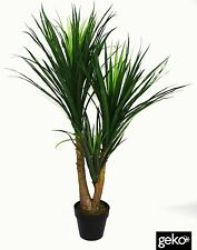 Potted Indoor Outdoor Artificial Extra Large 135cm Nolina Recurvata Plant Tree