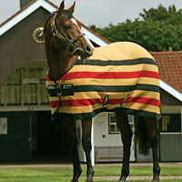Horseware Rambo Newmarket Fleece Rug Witney Gold - RRP £100 - CLEARANCE *SALE*