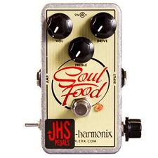 JHS Pedals Electro Harmonix Mod Meat and 3 Modified Soul Food Overdrive Pedal