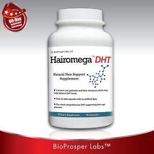 Hairomega DHT Blocker Hair Loss Supplement, 90-count Bottle, 45 Day Supply, New