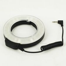 48 LED Macro Ring Flash Light for Canon Nikon Pentax Sigma Unit SLR DSLR Lenses