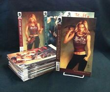 Buffy The Vampire Slayer SEASON 8 COMPLETE FULL SET 1-40! Riley Willow Special