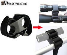 NEW Flashlight Holder Bracket Bicycle Mount Clip for SureFire A